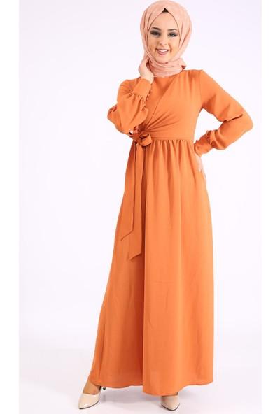 Puane Kadın Yeni Sezon Elbise Taba 1206100013