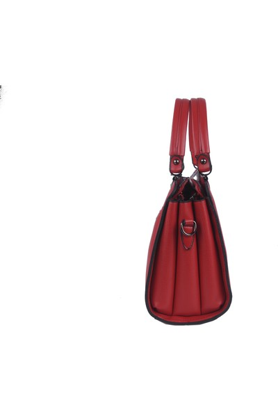 Just Polo Kadın Çapraz Askılı Çanta Kırmızı 1907