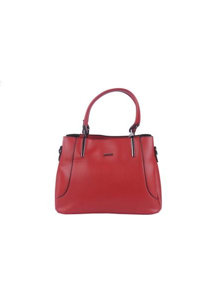 Just Polo Kadın Çapraz Askılı Çanta Kırmızı 1954