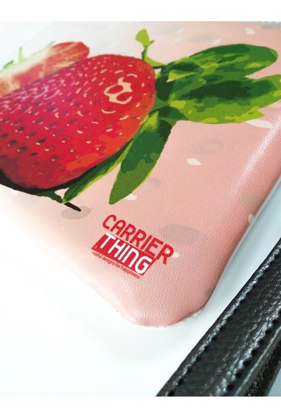Carrier Thing Hand Mode Strawberry Clutch
