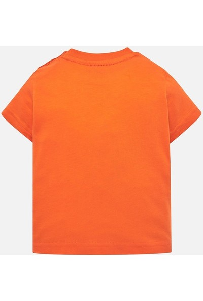 Mayoral Erkek Bebek Safari Gezisi T-Shirt 1019