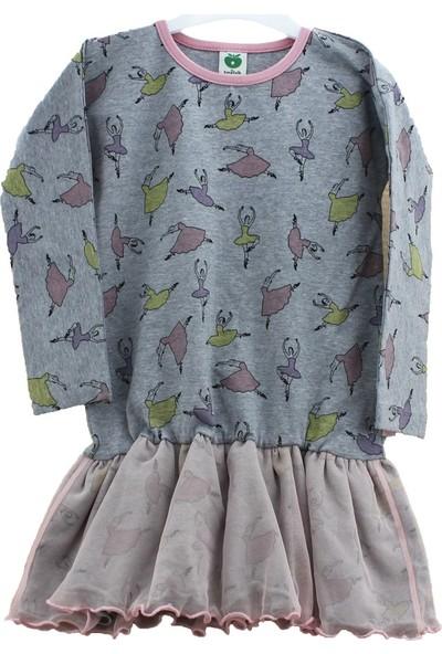 Uygun Bebe Balerin Tütülü Kız Çocuk T-Shirt