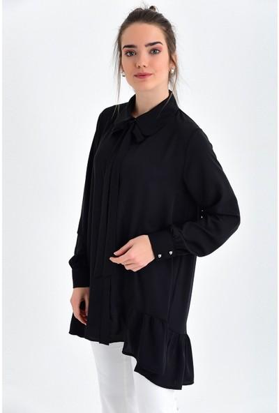 Jument 6338 Siyah Gömlek