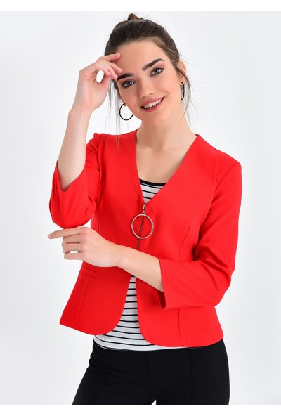 Jument 2569 Kırmızı Ceket