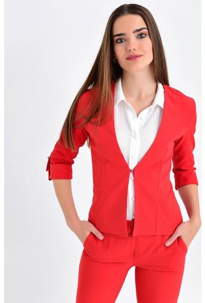 Jument 30001 Kırmızı Ceket