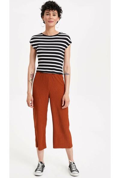 Defacto Kadın Culotte Pantolon