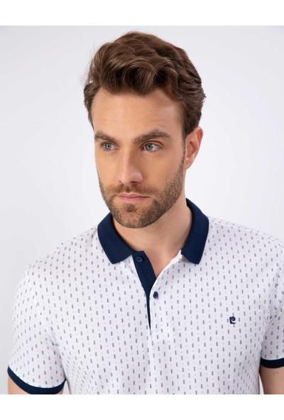 Pierre Cardin Erkek T-Shirt 50210319-Vr033