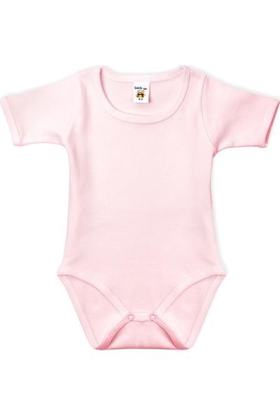 Oulabimir Yenidoğan Bebek Tulumu Kısa Kollu Bebek Kıyafeti