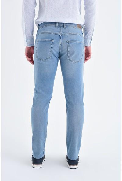 Hatemoğlu Denim Slim Fit Pantolon