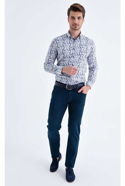 Hatemoğlu Düz Regular Pantolon