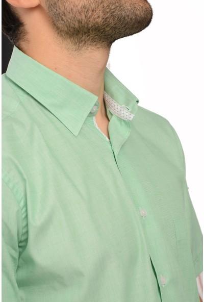Hatemoğlu Kısa Kol Klasik Gömlek