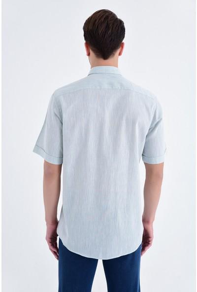 Hatemoğlu Klasik Kısa Kol Gömlek