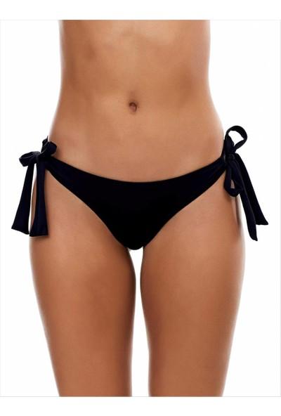 Ayyıldız Kadın 63049 Strıng Bikini Altı Siyah