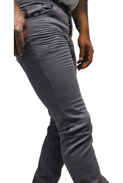 Saflee Likralı Dar Kesim Slim Fit Pamuk Erkek Kot Pantolon