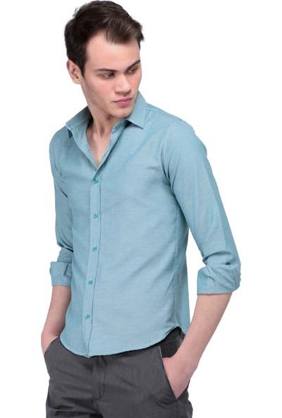 Moda Centrale Slim Fit Erkek Gömlek 1055