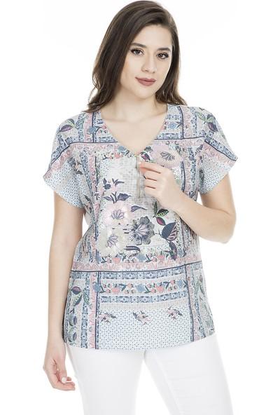 Camelia Bluz Kadın Bluz 19E063