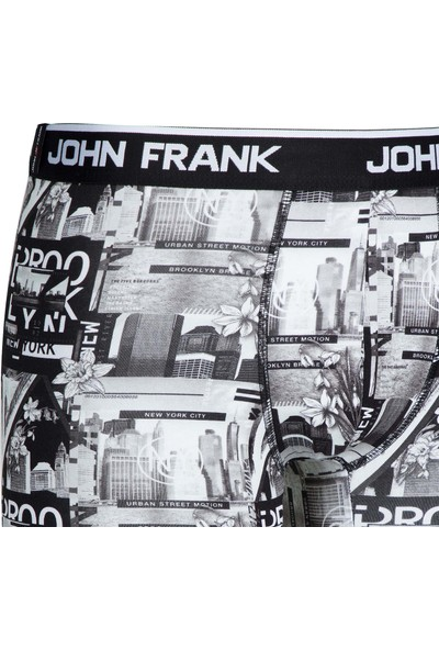 John Frank Boxer Erkek Boxer Jfbd229