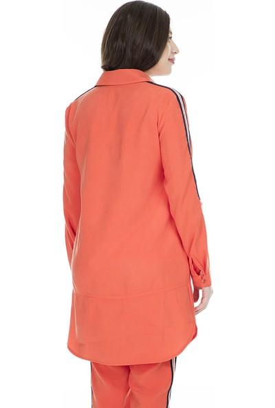 Modailgi Gömlek Kadın Gömlek 1971079