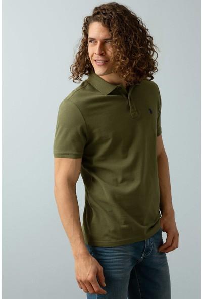 U.S. Polo Assn. Erkek T-Shirt 50199991-Vr111