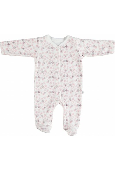 Bibaby Pink Clover Bebek Tulum 60343