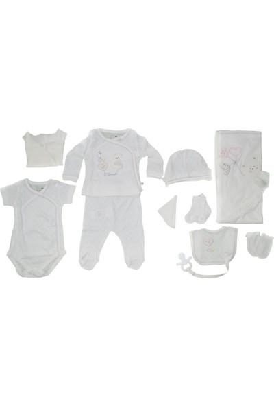 Caramell 10'Lu Bebek Hastane Çıkış Seti Zk4481