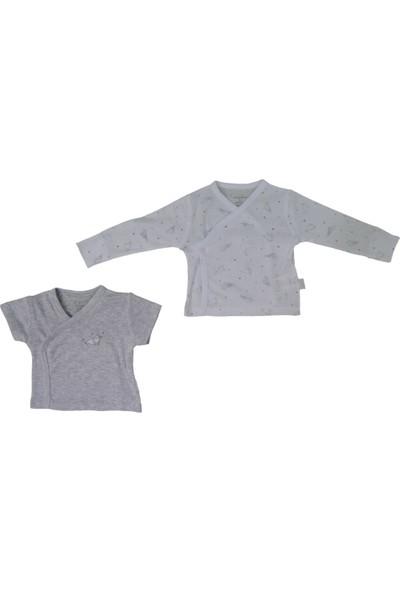 Andy Wawa Bebek Tshirt 2'Li Ac9577