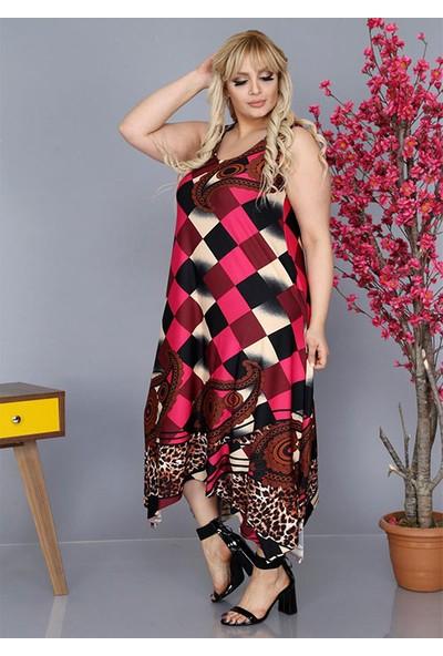 NBB Kadın Büyük Beden Elbise