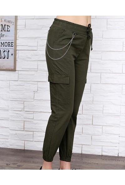 Egn Kadın Kargo Pantolon