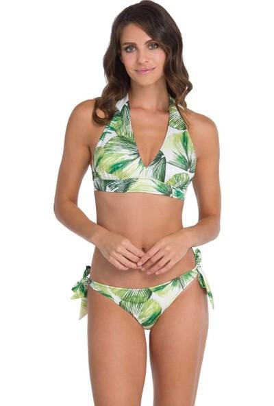 Dagi Kadın Bikini Takımı Yeşil