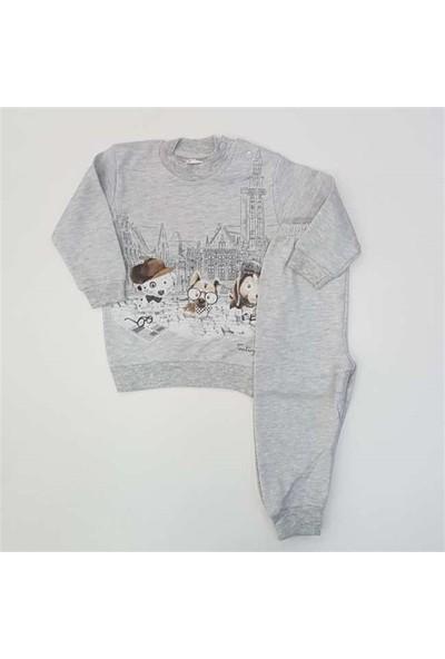 Tontiny 9015 Cool Köpekler Pijama Takımı