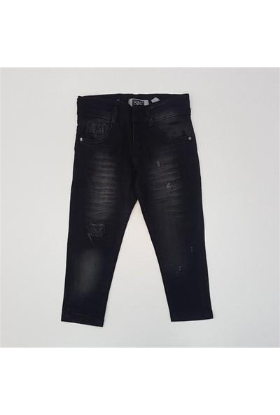 Süzgün Kids 8506 Likralı Yırtıklı Erkek Çocuk Kot Pantolon
