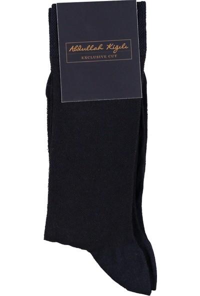 Kiğılı Düz Merserize Çorap