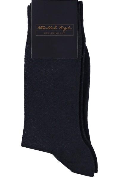 Kiğılı Desenli Çorap