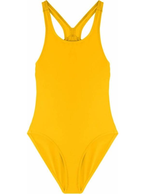 Ayyıldız Kız Çocuk Cc0017 Yüzücü Mayosu Sarı