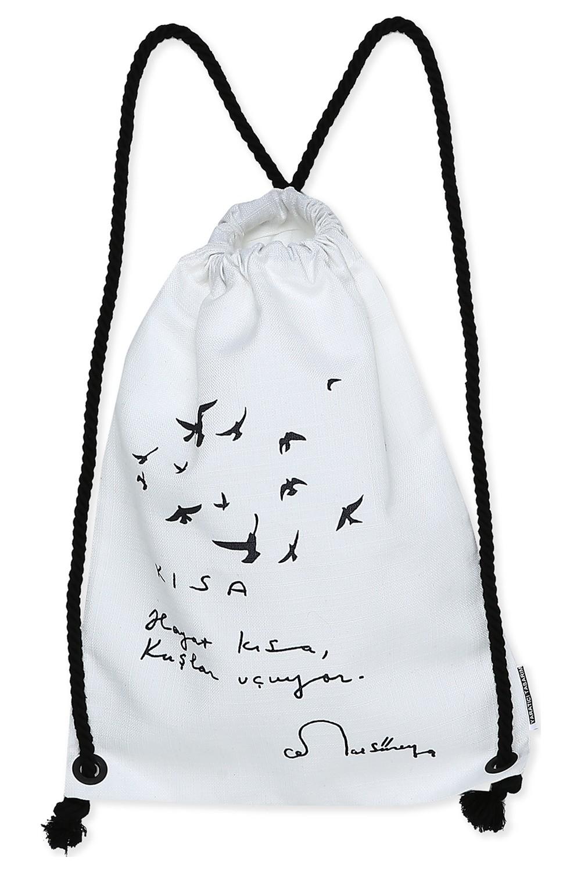 Yaratici Tasarim Drawstring Bag