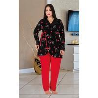 Lady Kadın Büyük Beden Pijama Takımı 177