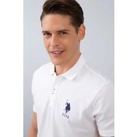U.S. Polo Assn. Erkek T-Shirt 50206194-Vr013