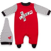 Babycool Mom Love Bebek Tulumu 12907