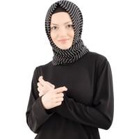 Arda New Line Kadın Siyah Şal 8201030-10.01