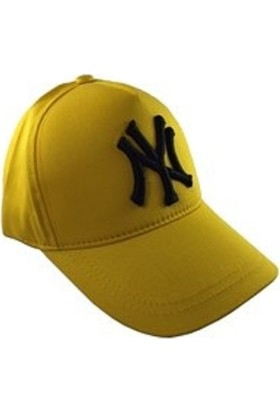 Ny Baseball Şapka Sarı