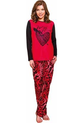 Lady Lingerie Kadın Pijama Takım 9275