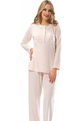 Sistina Kadın Penye Pijama Takım 1569