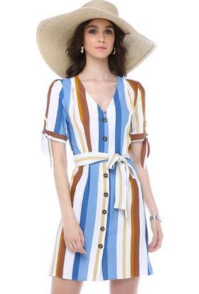 b27fd18c06f14 Şık Elbise Modelleri 2019 & İndirimli Bayan Elbise Fiyatları