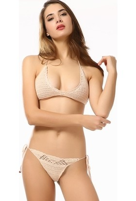 Majör Örme Bikini Set