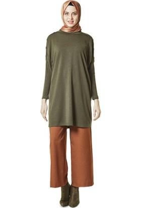 Kyl Collection Tunik-Yeşil 0488-21