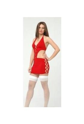 JT Criss Cross Seksi Elbise 091205
