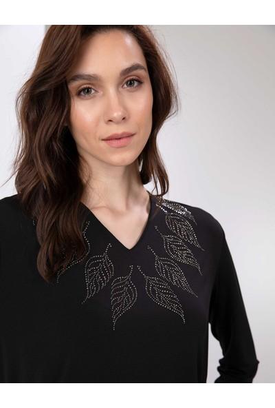 Pierre Cardin Kadın Dokuma Gömlek 50197800-Vr046