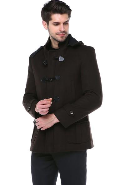 Dewberry Plt8379 Erkek Palto