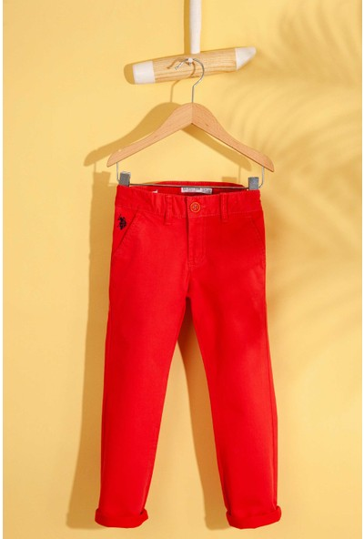 U.S. Polo Assn. Erkek Çocuk Spor Pantolon 50198866-Vr030