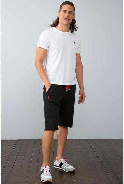 U.S. Polo Assn. Erkek Örme Capri Bermuda 50199141-Vr046